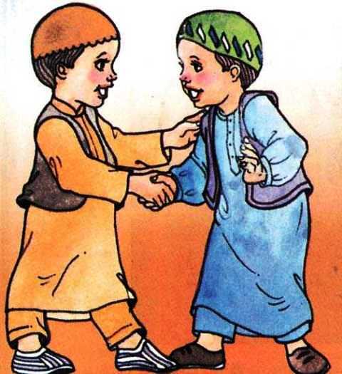 Gambar Kartun Anak Laki Laki Shaleh Bumi Al Quran